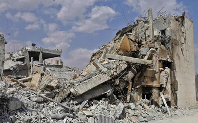 Israel ra đòn phủ đầu tại Tam giác tử thần ở Syria ngay ngày kỷ niệm của Iran