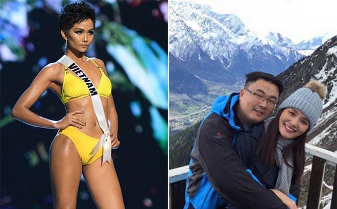 """Cuộc sống của hoa hậu Việt duy nhất khiến H'Hen Niê """"lép vế"""""""