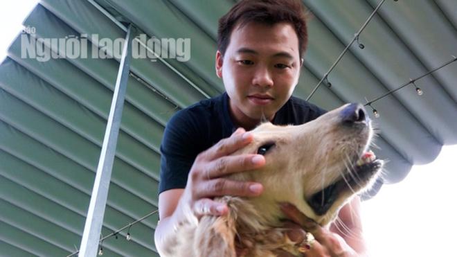 Độc đáo khu phức hợp tiện nghi có massage dành cho chó cưng - Ảnh 1.