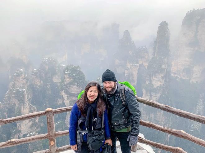 Nữ nhà văn Việt và chuyến du hành xuyên Mỹ không chuẩn bị nhận nghìn like ngày đầu năm - Ảnh 2.