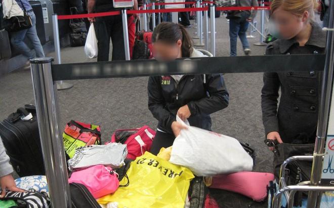 Gian lận quá cân hàng không: Lợi cá nhân, hại cả chuyến bay