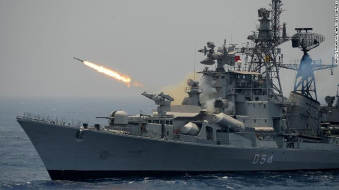 Nếu chiến tranh Ấn Độ - Pakistan bùng nổ, vũ khí Israel sẽ thống lĩnh chiến trường! - Ảnh 2.