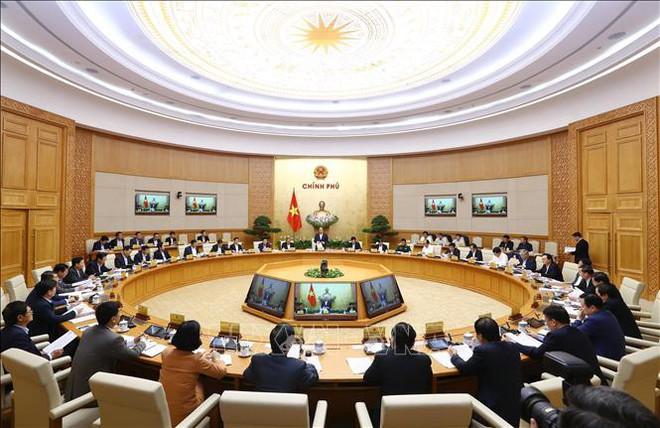 Thủ tướng: Công tác tổ chức Hội nghị thượng đỉnh Mỹ - Triều Tiên lần 2 được quốc tế đánh giá cao - Ảnh 1.
