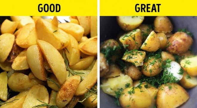 Điều gì xảy ra khi bạn ăn khoai tây mỗi ngày? - Ảnh 1.