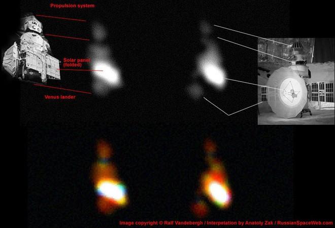 Tàu vũ trụ Liên Xô 1,1 tấn sắp xuyên thủng khí quyển, rơi mất kiểm soát xuống Trái Đất - Ảnh 1.