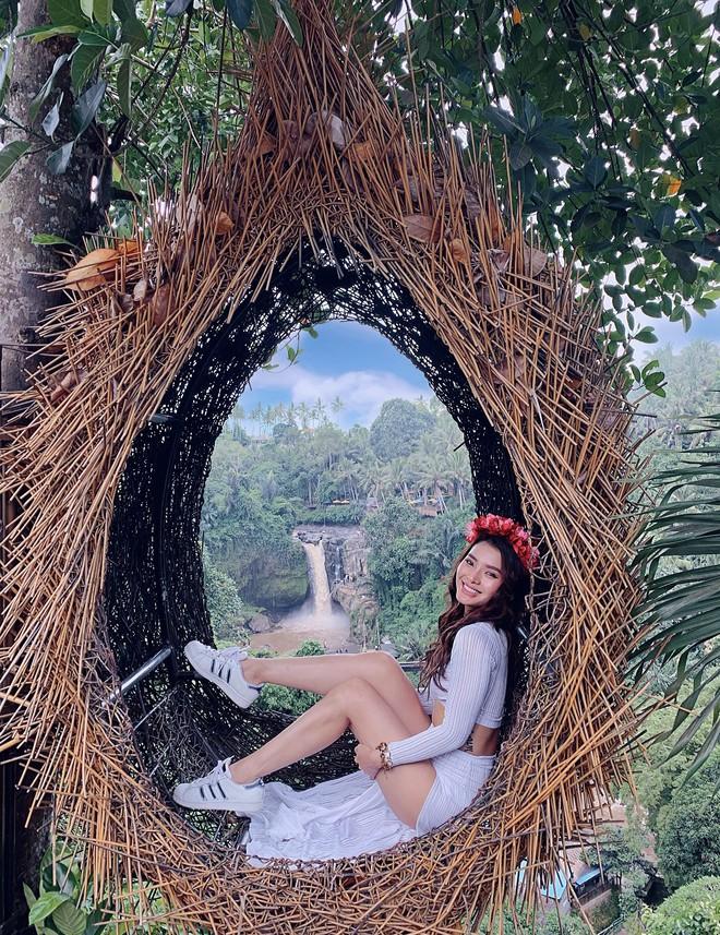 Vẻ nóng bỏng của Phương Trinh Jolie khi diện bikini 2 mảnh - Ảnh 6.
