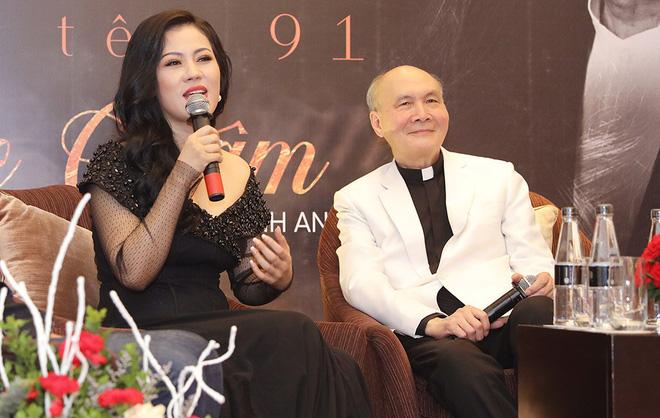 Nhạc sĩ U80 - Vũ Thành An dành nhiều lời khen tặng cho Giai nhân của Ngọc Châm - Ảnh 3.