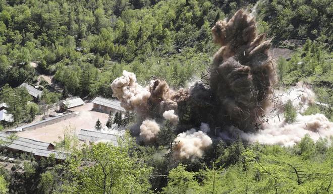 Hai bước ngoặt lớn và một sai lầm tệ hại của Bắc Kinh trong vấn đề hạt nhân Triều Tiên - Ảnh 1.
