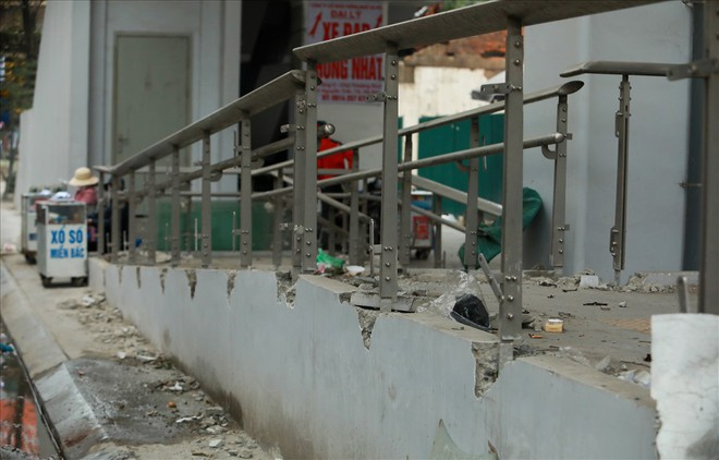 Đường sắt Cát Linh - Hà Đông gấp rút hoàn thiện trước ngày khai thác - Ảnh 6.
