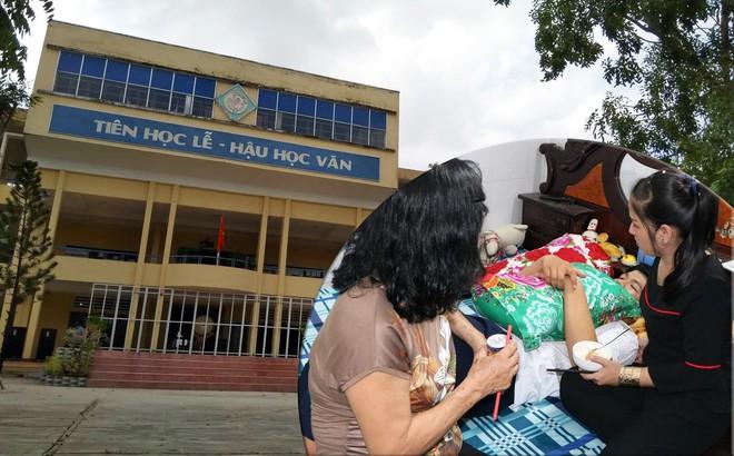 """Mẹ nam sinh bị oan trong vụ lùm xùm ở Bình Thuận: """"Tôi nghĩ có người cố tình tung tin thất thiệt lên mạng"""""""