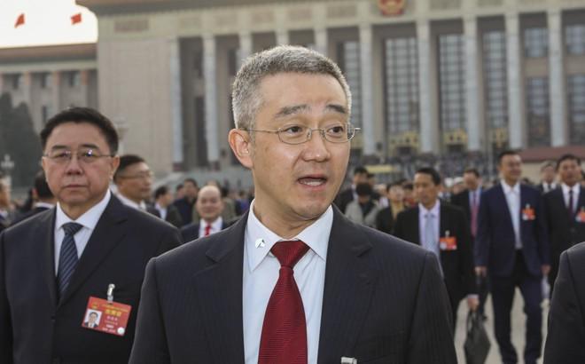 Con trai ông Hồ Cẩm Đào sắp tiến một bước lên ngang hàng Thứ trưởng dưới thời ông Tập Cận Bình?