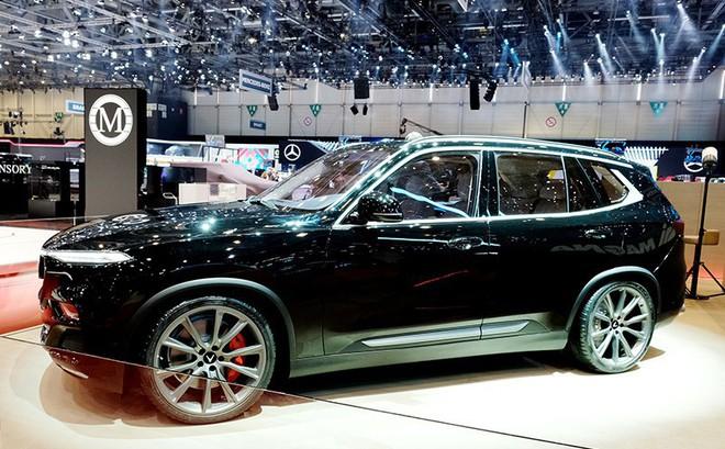 Phía sau quyết định bỏ Lexus để dùng VinFast của ông Phạm Nhật Vượng