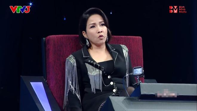 Phương Uyên lạnh lùng nói với Mỹ Linh: Tính tôi cũng giống như Anh Quân - chồng chị thôi - Ảnh 5.