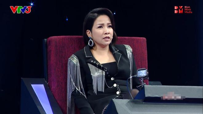 Phương Uyên lạnh lùng nói với Mỹ Linh: Tính tôi cũng giống như Anh Quân - chồng chị thôi - Ảnh 2.