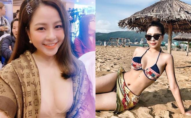 Hot girl Trâm Anh ngày càng trở nên táo bạo, khoe hình thể tối đa