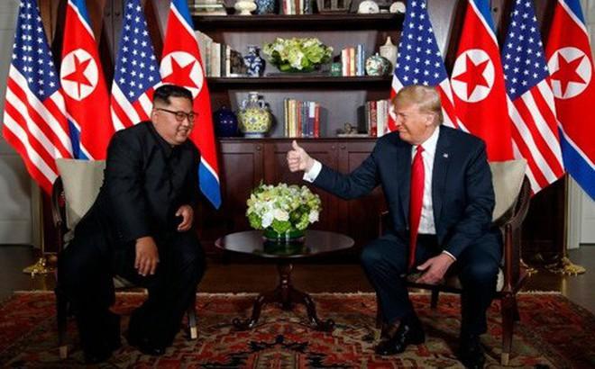 Tổng thống Mỹ để ngỏ khả năng gặp Nhà lãnh đạo Triều Tiên lần thứ 3 