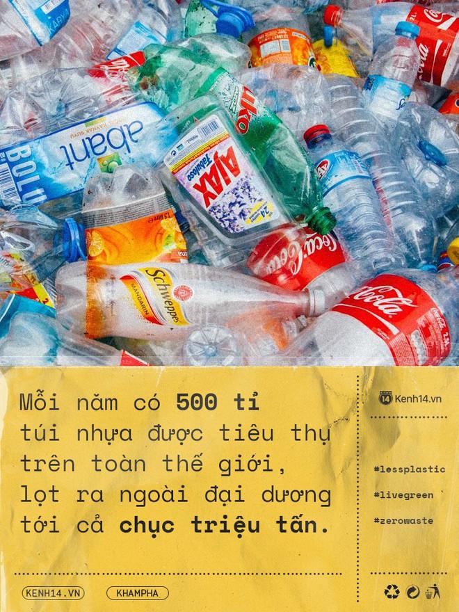 Từ bỏ ống hút nhựa để bảo vệ môi trường: Không phải cứ thay bằng ống tre, inox... là tốt - Ảnh 1.