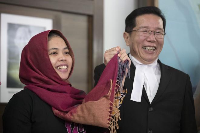 Vụ Kim Jong Nam: Malaysia thả bị cáo Indonesia, Đoàn Thị Hương bị sang chấn tâm lý - Ảnh 1.