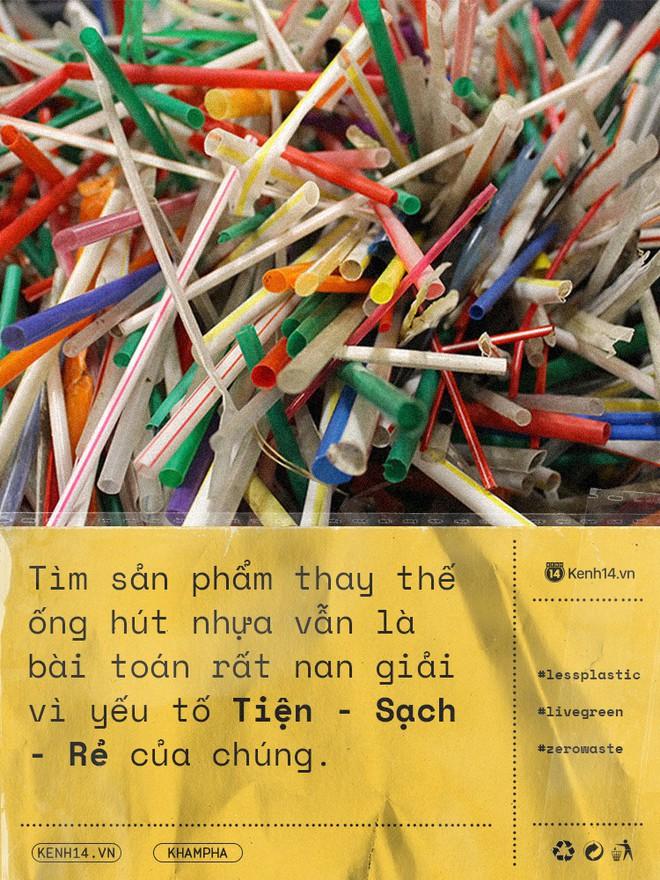 Từ bỏ ống hút nhựa để bảo vệ môi trường: Không phải cứ thay bằng ống tre, inox... là tốt - Ảnh 3.