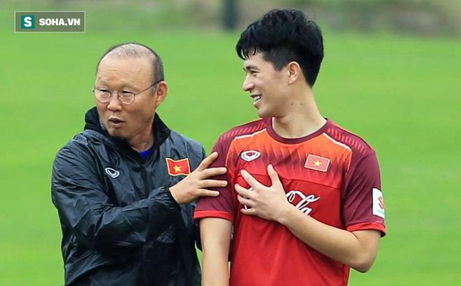 """""""Nếu vắng Đình Trọng mà HLV Park khai phá thêm được người tài tôi mới phục!"""""""