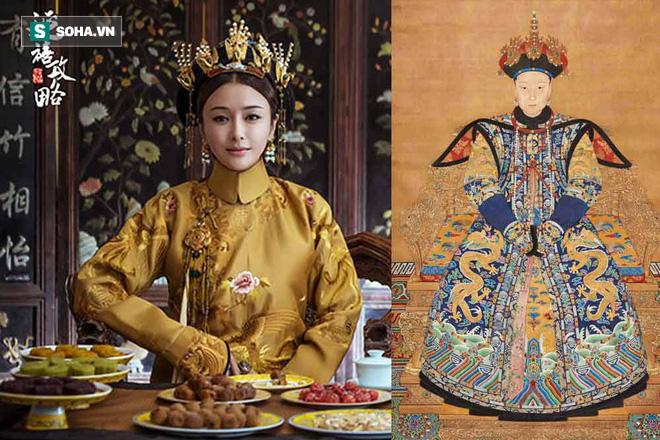 Hoàng hậu đầu tiên của Càn Long: Tài sắc, được sủng ái và chuyến đi tai họa gây tranh cãi - Ảnh 1.