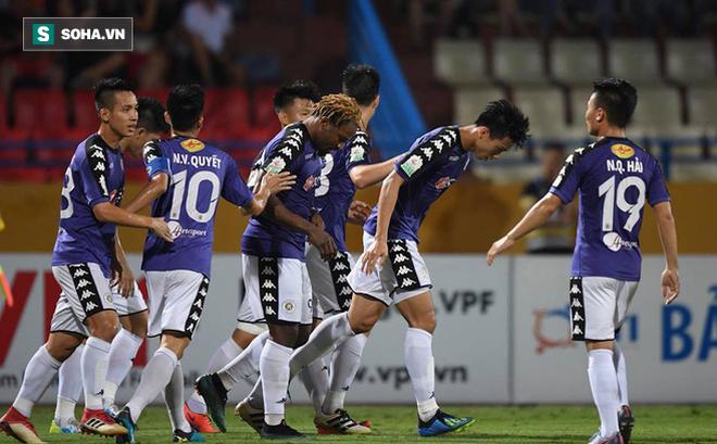 Sau đại thắng 10-0, Hà Nội FC trình diễn bộ mặt khó hiểu ở giải châu Á