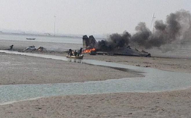 Máy bay tiêm kích hiện đại Hải quân Trung Quốc vừa gặp nạn ở đảo Hải Nam - Video mới nhất