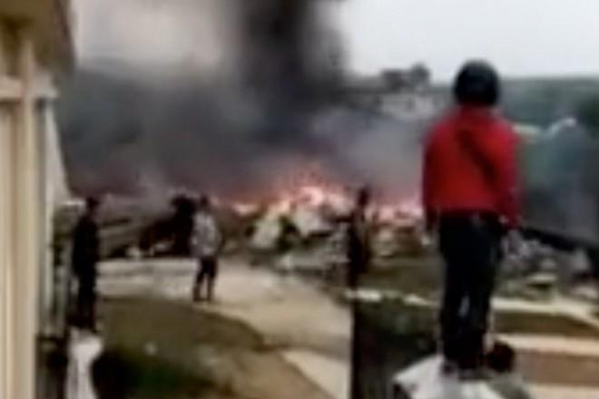 Máy bay tiêm kích hiện đại Hải quân Trung Quốc vừa gặp nạn ở đảo Hải Nam - Video mới nhất - Ảnh 3.