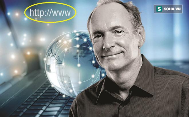 Google kỷ niệm 30 năm World Wide Web ra đời: Cha đẻ của nó được phong tước Hiệp sĩ là ai?