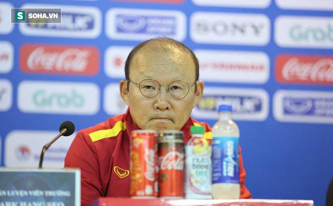 HLV Park Hang-seo so sánh 2 đội U23, chỉ ra điểm yếu của lứa sẽ dự SEA Games 2019