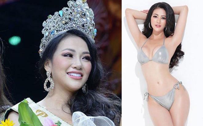 Hoa hậu Trái đất Phương Khánh bất ngờ được vinh danh ứng xử xuất sắc