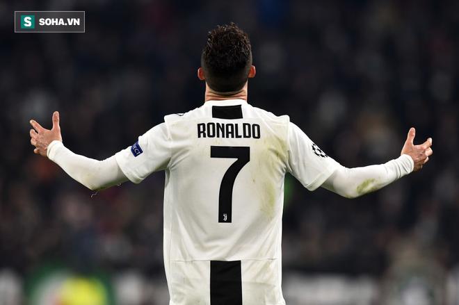 Với Juventus, Ronaldo đâu chỉ thêm lần nữa làm cả thế giới phải kinh ngạc - Ảnh 2.