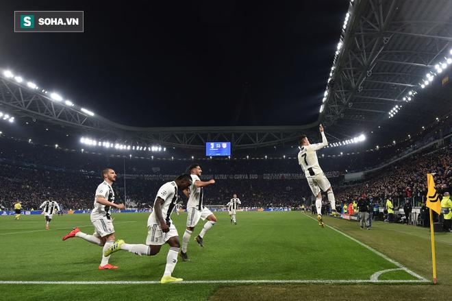 Với Juventus, Ronaldo đâu chỉ thêm lần nữa làm cả thế giới phải kinh ngạc - Ảnh 3.