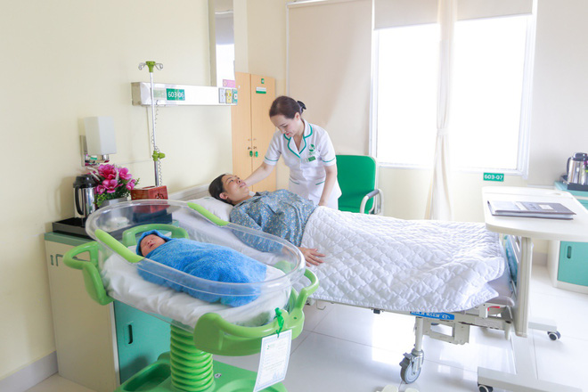 Sau sinh mổ các mẹ cần nhiều thời gian để nghỉ ngơi.