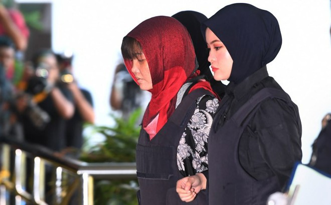Công tố viên từ chối đề nghị thả tự do cho Đoàn Thị Hương, phiên xét xử tiếp theo vào ngày 1/4