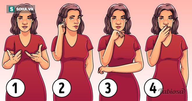 Thử tài tinh tường của bạn: Ai là người phụ nữ đáng tin cậy nhất? - Ảnh 1.
