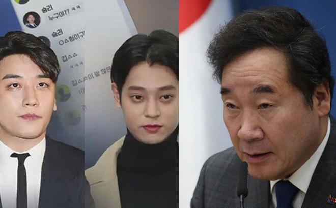 Bê bối tình dục rúng động châu Á: Thủ tướng Hàn Quốc gay gắt lên án hành vi quay lén clip sex