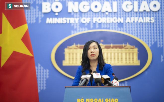 """Việt Nam phản hồi thông tin Trung Quốc """"cứu hộ"""" tàu cá Việt Nam bị chìm ở Biển Đông"""