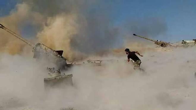 Chiến sự bùng phát ở Syria: Idlib bị tấn công - Những trận đánh đang diễn ra ác liệt - Ảnh 1.