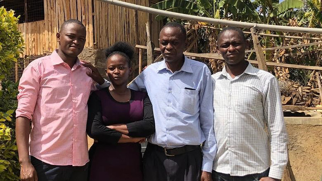 Ba thế hệ của một gia đình thiệt mạng trên chuyến bay Ethiopia - Ảnh 1.