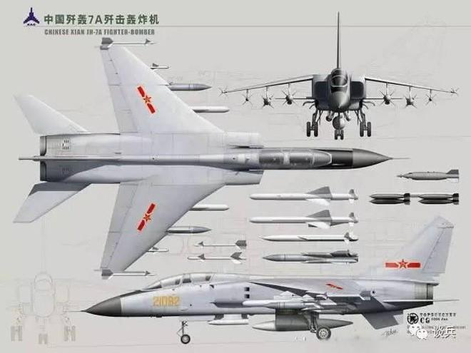 """JH-7A Trung Quốc - """"Máy bay sinh ra các góa phụ"""" lại rơi ở Hải Nam - Ảnh 3."""