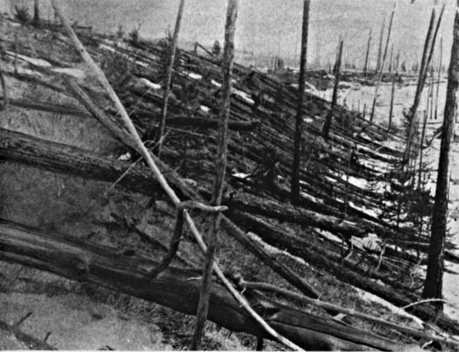 Bí ẩn thế kỷ về vụ nổ siêu khủng xoá sổ 80 triệu cây cối ở Siberia, Nga - Ảnh 1.