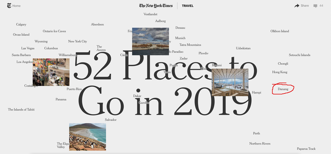 Báo The New York Times chọn Đà Nẵng làm điểm du lịch đáng đến nhất 2019 và ẩm thực là một trong những nguyên do chính - Ảnh 1.