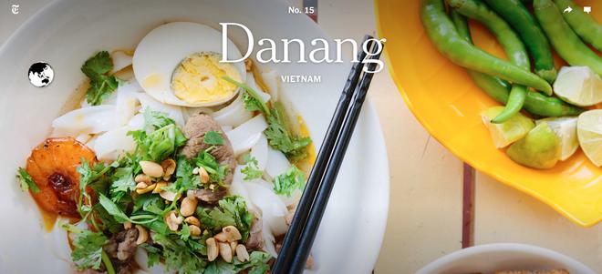 Báo The New York Times chọn Đà Nẵng làm điểm du lịch đáng đến nhất 2019 và ẩm thực là một trong những nguyên do chính - Ảnh 2.