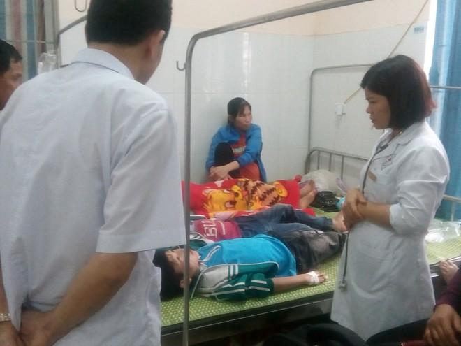 Hàng chục học sinh ở Thái Nguyên nhập viện cấp cứu sau khi uống sữa do nhà trường phát - Ảnh 3.