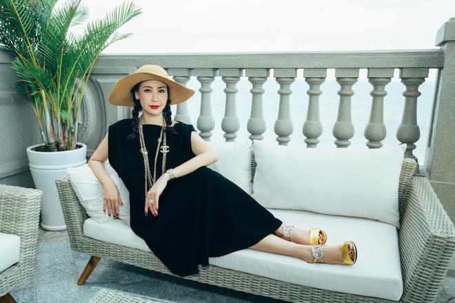 Chân dung Hoa hậu có thân thế khủng nhất lịch sử Hoa hậu Việt Nam - Ảnh 12.