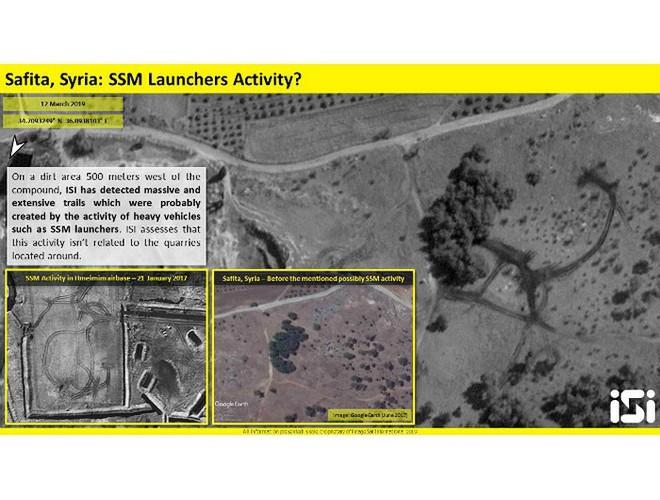 Cơ sở sản xuất tên lửa Iran phía tây Syria xuất hiện trên hình ảnh vệ tinh - Ảnh 2.