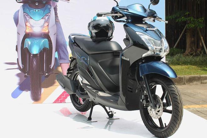 Yamaha Mio S giá 26 triệu đồng tại Indonesia khiến khách hàng Việt thổn thức - Ảnh 2.