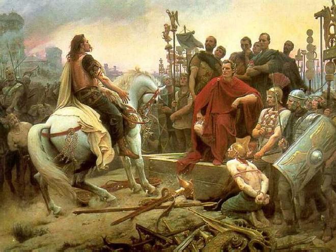 Đúng ngày này hơn 2.000 năm trước, Caesar đã chết thảm vì 23 nhát dao ám muội - Ảnh 1.