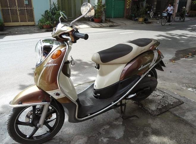 Yamaha Mio S giá 26 triệu đồng tại Indonesia khiến khách hàng Việt thổn thức - Ảnh 3.